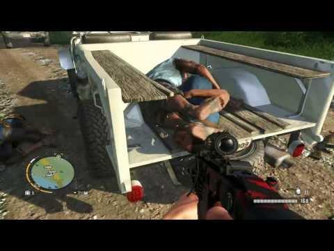 Far Cry 3 - Поза 69 :))