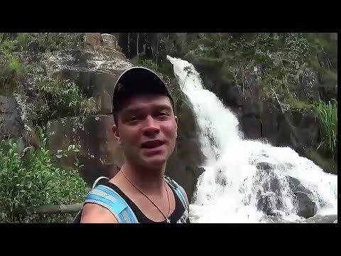 08 Путешествия Вани и Пати  Водопады Далата
