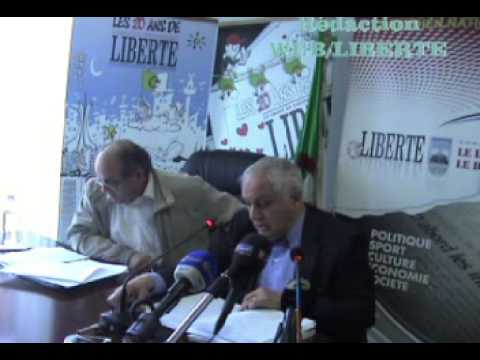 Extrait de la conférence de Sid-Ahmed Ghozali au forum de Liberté