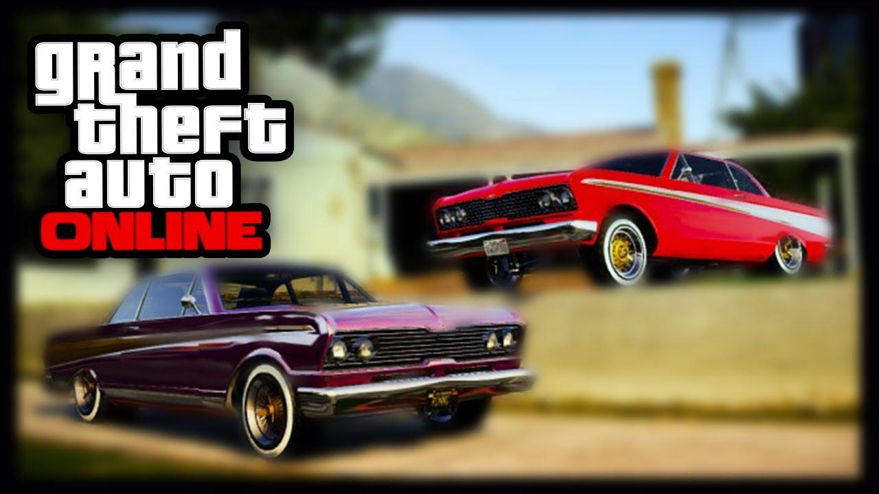 GTA 5 Online DLC Cars