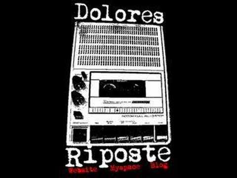 Dolores Riposte - Si Javais Des Crayons De Couleurs