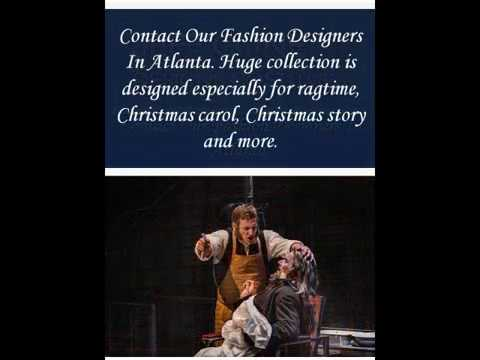 Consult Our Fashion Designers In Atlanta