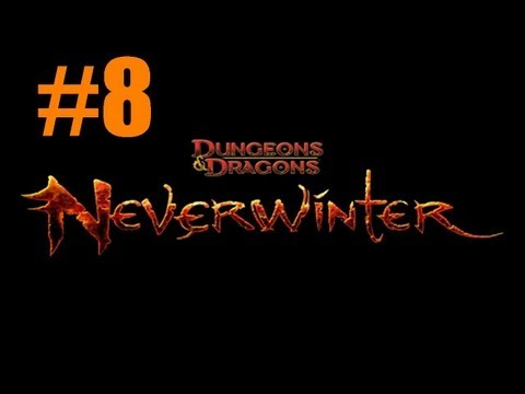 D&D Neverwinter MMO Gameplay / Walkthrough | Ep.8 -  NASHER HEADQUARTERS