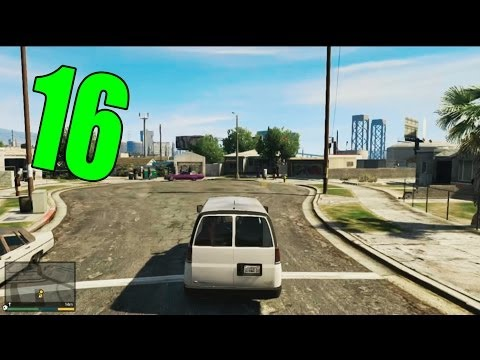 Grove Street - МИЛЫЙ ДОМ! [GTA V #16]