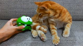 Om Nom New Stories - Om Nom and Cat  Video for Kids