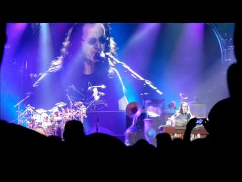 Rush 9-7-12: 1 - Intro/Subdivisions - Manchester, NH - Clockwork Angels Tour 2012 Opening Night