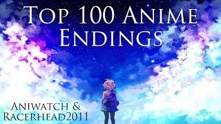 Top 100 Anime Endings