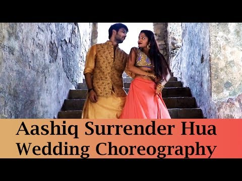 Aashiq Surrender Hua - Wedding Choreography | LiveToDance with Sonali