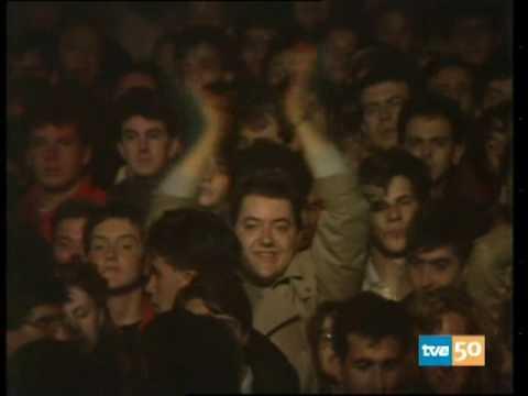 Heaven Knows I'm Miserable Now - The Smiths, Madrid, May 18 1985 - La Edad de Oro