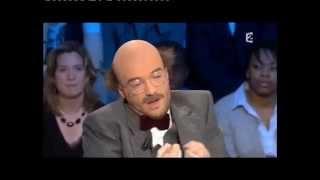 Jonathan Lambert et Baptiste Giabiconi - On n'est pas couché 16 janvier 2010 #ONPC