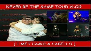 Download Lagu Never Be The Same Tour Vlog ~ I Met Camila Cabello Gratis STAFABAND
