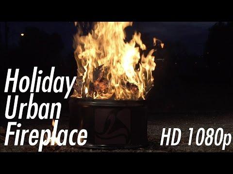 Holiday Urban Fireplace by Landyachtz (HD)