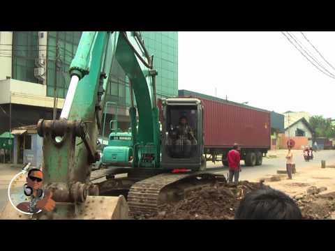 Street Revitalization Pluit Raya 2013 Original Audio