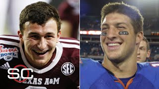 Tim Tebow, Johnny Manziel among players with top Heisman moments | SportsCenter
