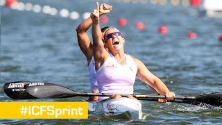 LIVE 09.08.2014 (AFTERNOON) - ICF Canoe Sprint World Championships