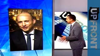Video: Israeli Minister: The Bible says West Bank is ours - Mehdi Hasan (Al-Jazeera)