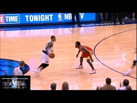 Monta Ellis Mavericks Offense Highlights 2013/2014