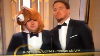 Channing Tatum and Jonah Hill | 73rd Golden Globe Awards 2016