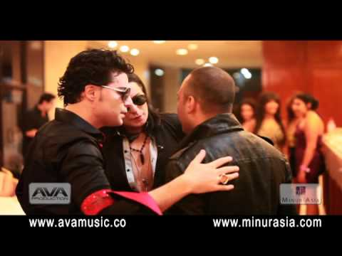Kamran  & Hooman And Arash Live In Malaysia 22 March 2012 video
