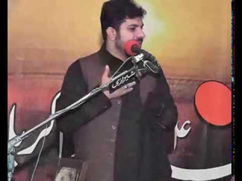 Allama Aasif Alvi majlis 6 muharam 2014 Ashra Bhalwal Sargodha