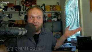 Sony FDR X3000, AL-M9, Ballooncam, Case air, and more. DSLR FILM NOOB Podcast Ep 112