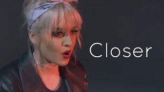 Closer - The Chainsmokers ft. Halsey   Macy Kate Cover