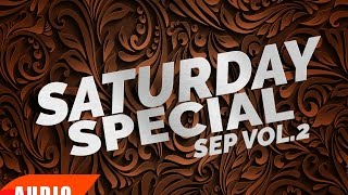 Saturday Special - Vol 2 | Punjabi Song Collection | Speed Records