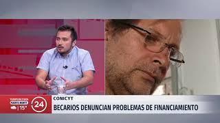"""Conicyt deja sin financiamiento a 241 becarios: """"Hay gente que tendrá que congelar"""""""