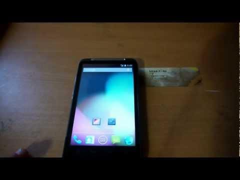 JellyBean para tu HTC Desire HD [Español Mx]