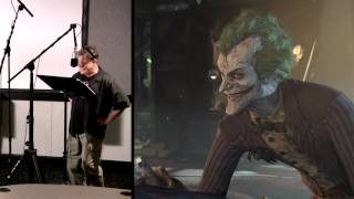 Voice Talent - Batman_ Arkham City Behind the Scenes Video