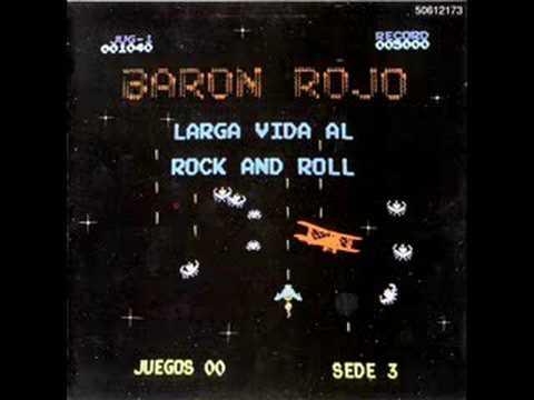 Baron Rojo - Los Desertores Del Rock