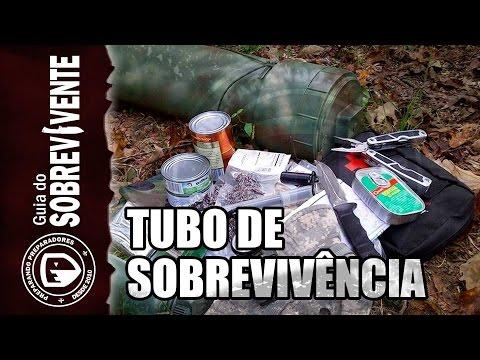 Tubos de sobrevivência - Survival cache