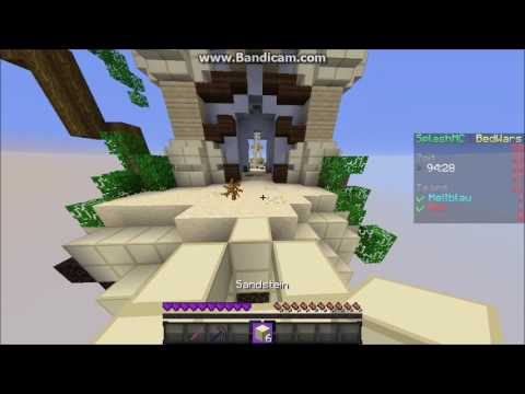 Gamingplayer vs GameCrafters - Minecraft Bedwars