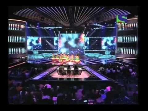 X Factor India - Last Minutes Hawaian Dance on Na Mangu Heera...