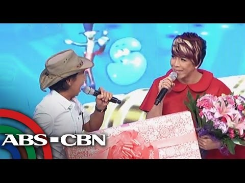 Vice Ganda Marks Birthday On 'showtime' video