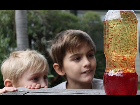How To Make A Real Lava Lamp How To Save Money And Do It Yourself!