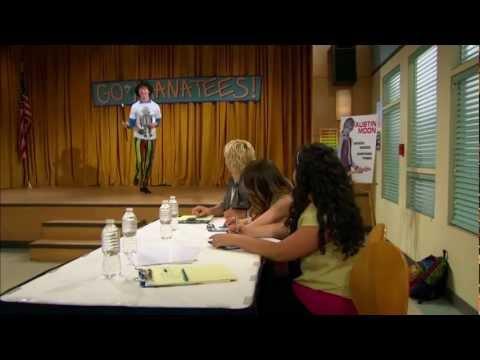 Austin & Ally - Backups & Breakups Auditions for Austins Backup Dancer Clip