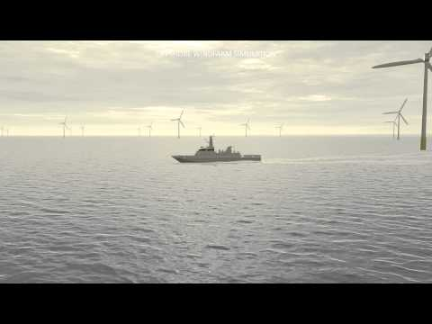 SeaMotion for offshore wind farm design & monitoring