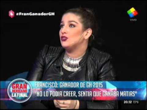 """Francisco Delgado: """"Lo de los cuernitos de Matías fue horrible"""""""