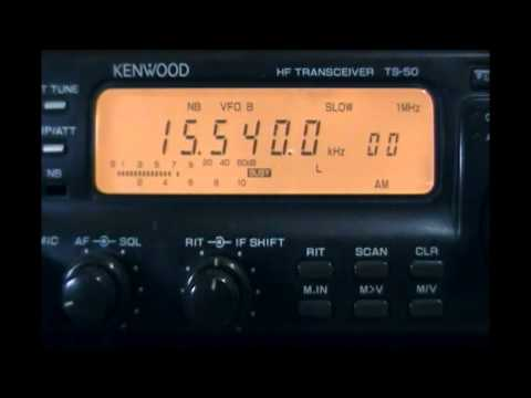 Adventist World Radio (relay Trincomalee, Sri Lanka) in javanese - 15540 kHz