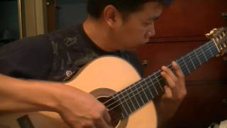 Sana Maulit Muli - G. Valenciano (arr. Jose Valdez) Solo Classical Guitar