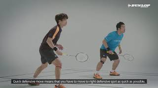 How to Defense? | Badminton Lesson with Jung Jae Sung #11