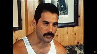 Freddie Mercury Interview Musical Prostitute part 2