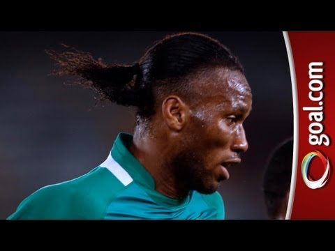 Drogba 'wants AFCON win before retiring from international football'