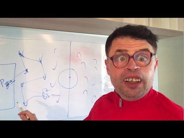 Kryspin i taktyka na Ukrainę! - Studio Euro 2016 [Kabaret Paranienormalni]