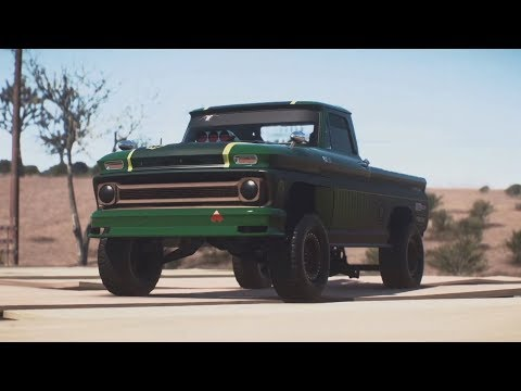 Need for Speed Payback - Derelict Chevrolet C10 Pickup All Parts Locations Guide