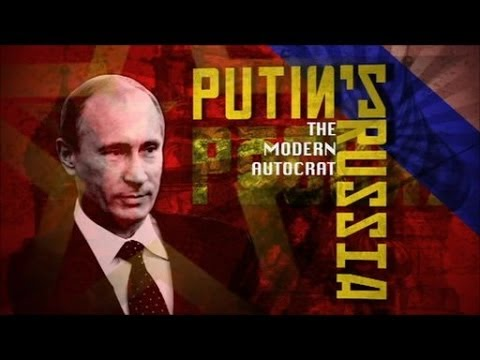Putin's Russia: The Modern Autocrat - © BBC 2010