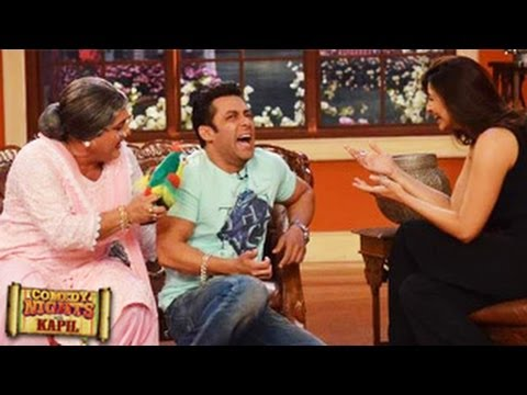 comedy nights with kapil episode with salman khan