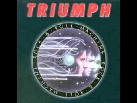 Triumph - Blinding Light Show/Moonchild