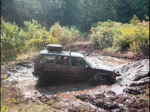 September 9th, 2006 Trucks and Jeeps in a Mud Hole Video